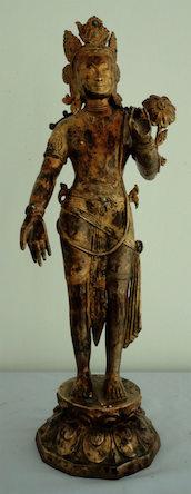 Antique Bodesattwa
