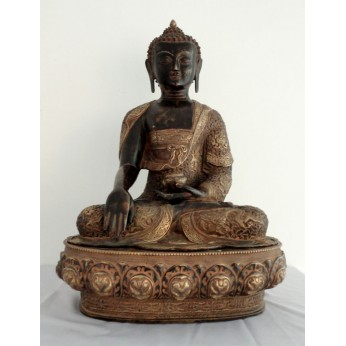 FGP Antique Carving Buddha