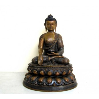 Copper Carving Buddha