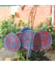 Glazed Wind Chime