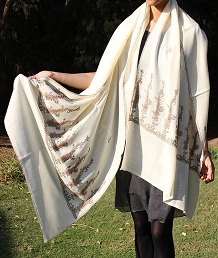 hand embroidered shawl 3