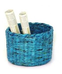 Cylinder Basket Large