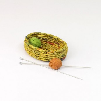 Oval Basket Small