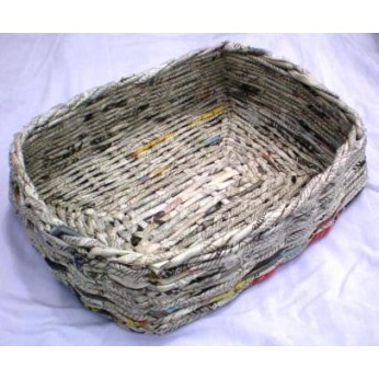 Rectangle Basket Large