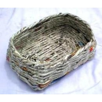 Rectangle Basket Small