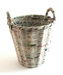 Dust Bin Basket with handles
