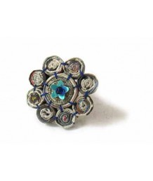 Brooch FL beads 8 VVT