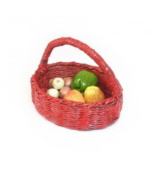 Oval handle Basket Large