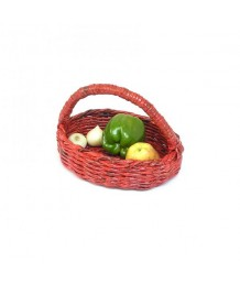 Oval handle Basket Medium