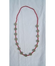 Necklace tiny beads 37