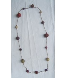 Necklace pulp 15
