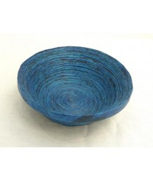 Rolled Bowl Round Small