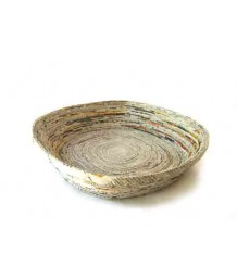 Rolled Bowl Square 27