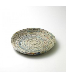 Rolled Round Plate